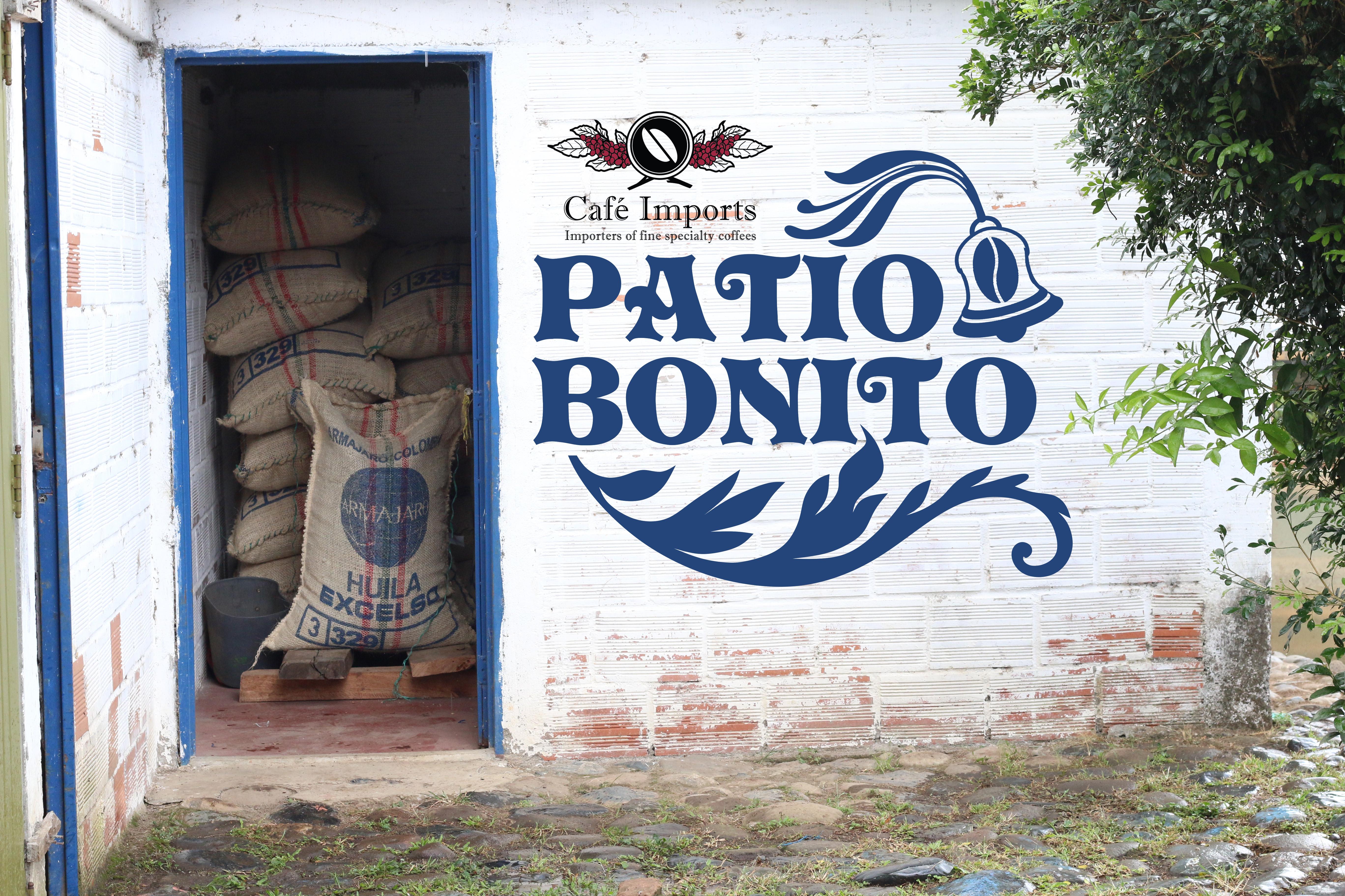 Cafe imports for Patio bonito