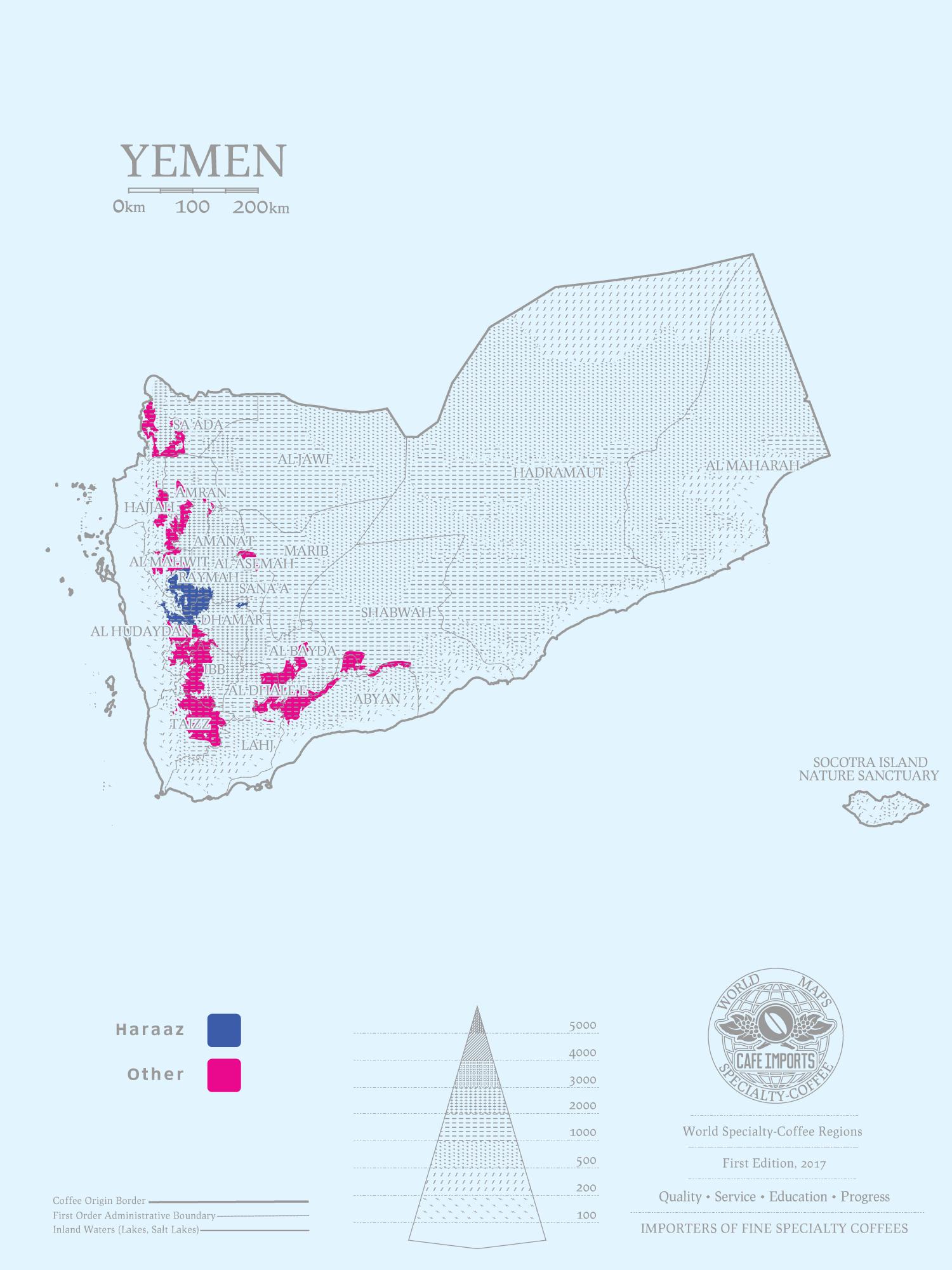 Cafe imports yemen coffee map gumiabroncs Choice Image