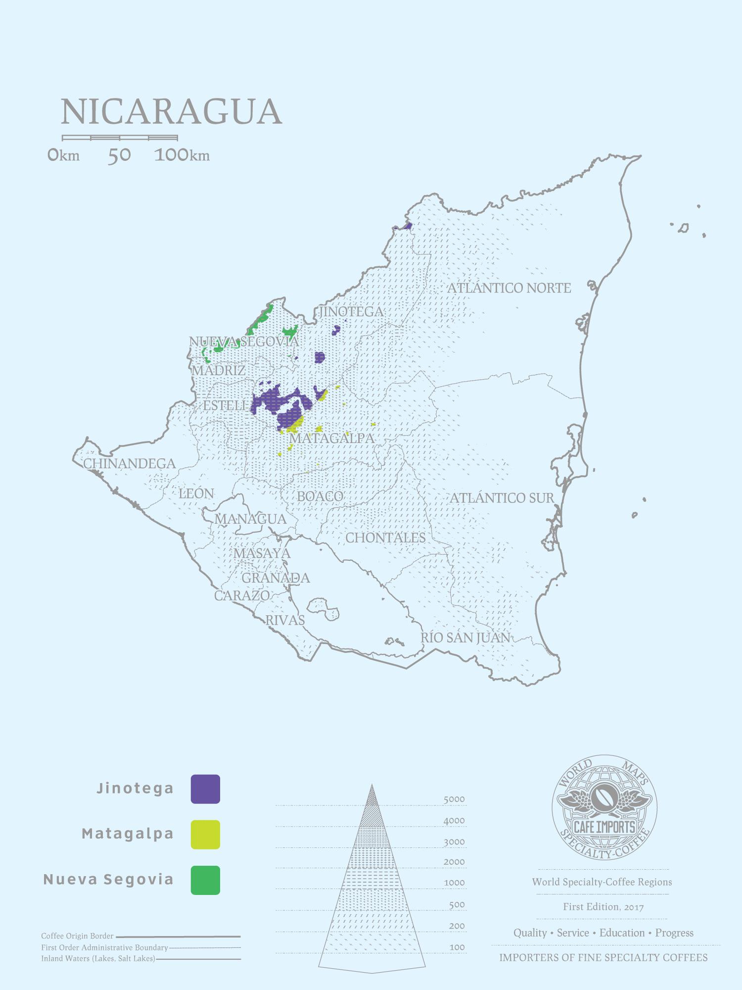Cafe Imports | Nicaragua