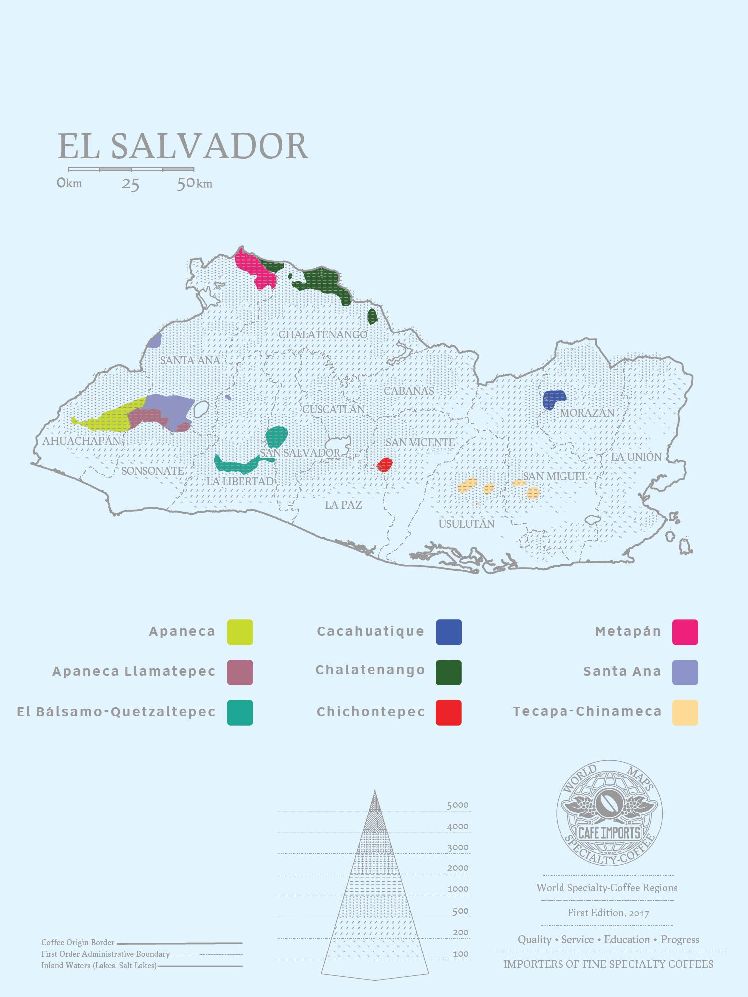 Cafe Imports | El Salvador